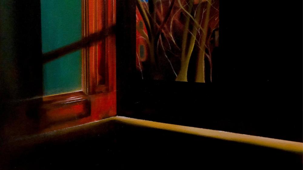 Reflections - Martinez - Poster - 2020 - Sunbury Shores Arts and Nature Centre